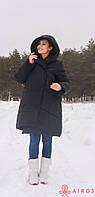 Женская куртка-одеяло с капюшоном TM Airos