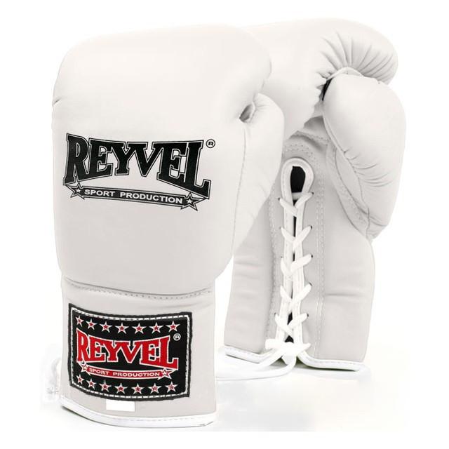Боксерские перчатки PRO Reyvel 12oz.