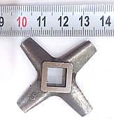 Нож для мясорубки Moulinex M-5 (квадрат)