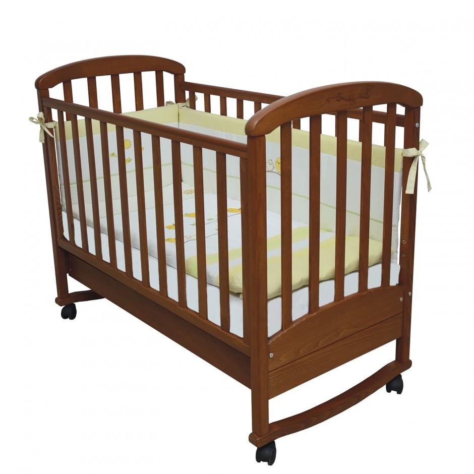 Детская кроватка Верес Соня ЛД9 ольха
