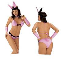 *Игровой костюм женский Зайчик 00506