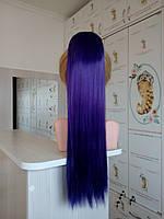 Хвост накладной фиолетовый