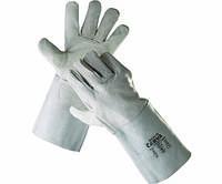 "Перчатки сварщика с крагами ""MERLIN"" (крага 15 см)"