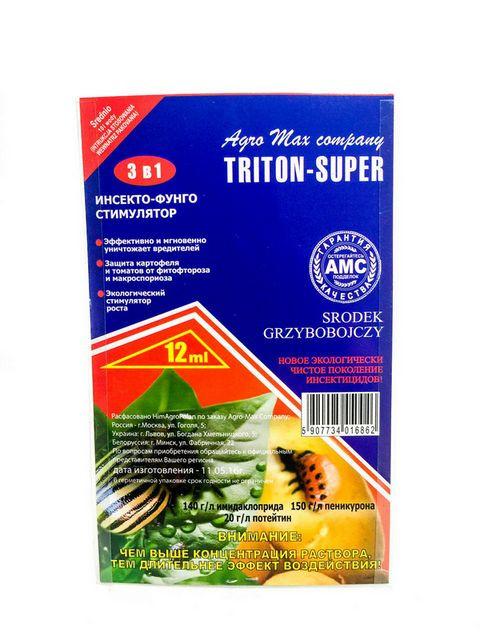 Тритон-супер 12мл