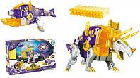 Динобот трансформер Dinobots Трицератопс SB376, фото 1