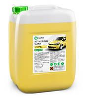 GRASS Авто шампунь для безконтактной мойки авто Active Foam Super 24 kg.