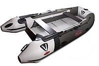 Лимитированная спортивная килевая моторная лодка Vulkan TMK370