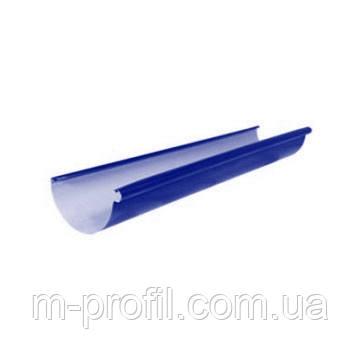 Жолоб водостічний 125мм/1,25 м RAL 5005