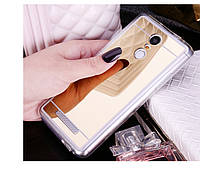 Чехол Накладка для Xiaomi  Redmi Note 3 Pro Зеркало, фото 1