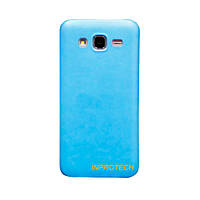 Чехол-Накладка Silicon Case для Samsung G530 Blue
