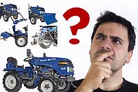 Навесное оборудование к мототрактору. Какая навеска подходит и как выбрать?