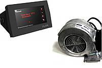 Kg Elektronik CS-22S + WPA X2 Автоматика для твердотопливного котла, фото 1