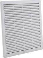 Решетка вентиляционная с фильтром 325х325 вентрешетка IP54 в щит ящик шкаф электротехнический цена купить