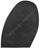 Подметка резиновая BRAPANT, т. 2.2 мм, р. средний, цв. черный