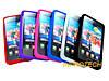 Чехол-Накладка Silicon Case для Samsung I8160 Pink