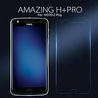 Защитное стекло Nillkin Anti-Explosion Glass H+Pro для Motorola Moto Z Play, фото 1
