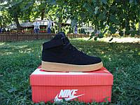 Мужские кроссовки Nike Air Force 1 High Black