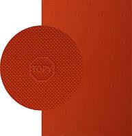 Набоечная резина TOPY, ТОПИ, р. 400*600*6.4мм, цв. красный