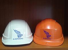 Нанесение логотипа на каску