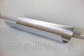 Желоб водосточный глубокий 125мм цинк 0,4, фото 2