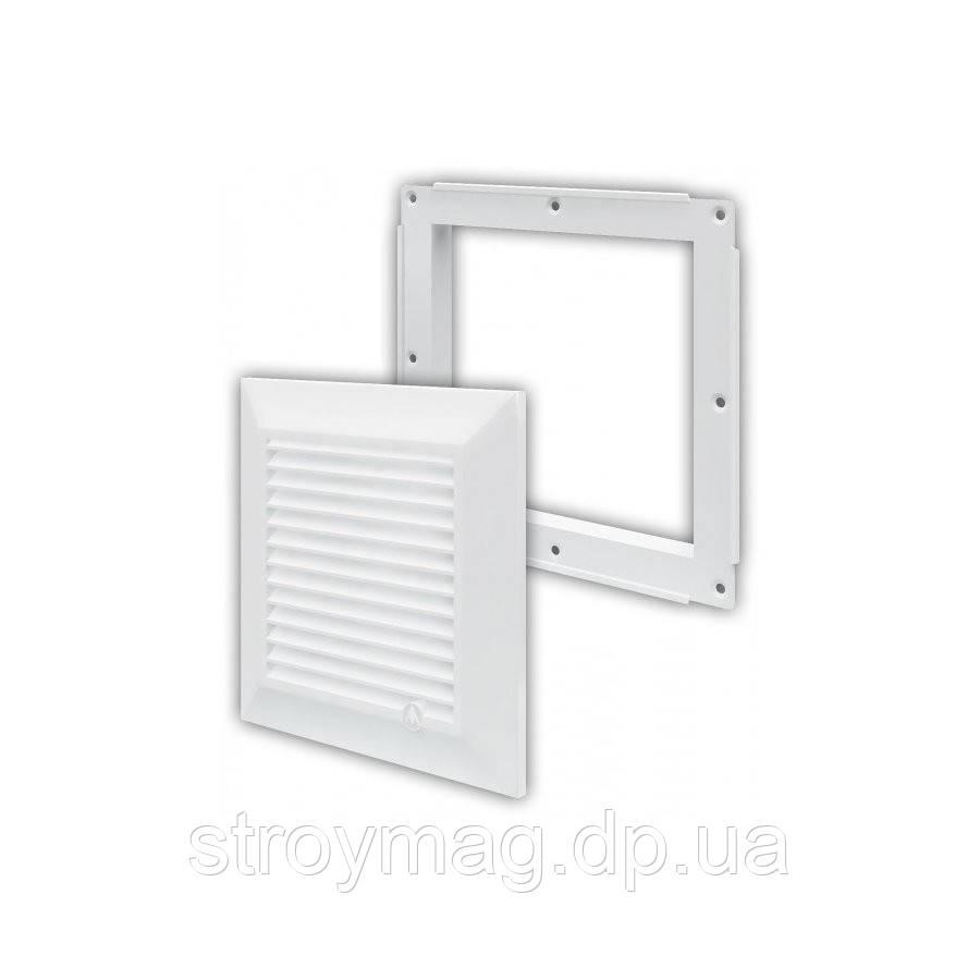 Решетка вентиляционная Dospel Smart Duo 135 (007-4176)