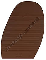 Подметка MAGNA (Китай), р.H3, цв. коричневый, т.2.2 мм