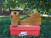 Мужские кроссовки Nike Air Force 1 High Brown