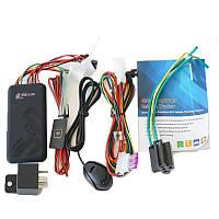 Автомобильный GPS / GSM  трекер GT06