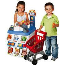 Игровой набор Супермаркет Delux