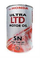 Моторное масло FanFaro SN for Honda SAE 5W-30 C3 1 л metal