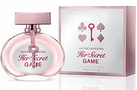 Antonio Banderas Her Secret Game туалетная вода 80 ml. (Антонио Бандерас Хёр Секрет Гейм)