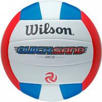 Волейбольный мяч Wilson QUICKSAND ACE & ATTACK VB SS14