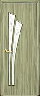 Двери межкомнатные Новый стиль Лилия сандал ПО+Р3