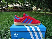 Мужские кроссовки Adidas Spezial Red