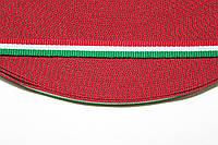 ТЖ 10мм (50м) красный+белый+зеленый , фото 1