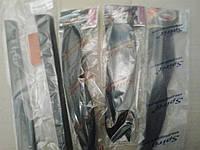 Реснички на фары Skoda Octavia Tour