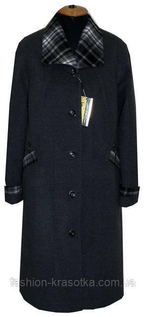 Симпатичное женское демисезонное пальто