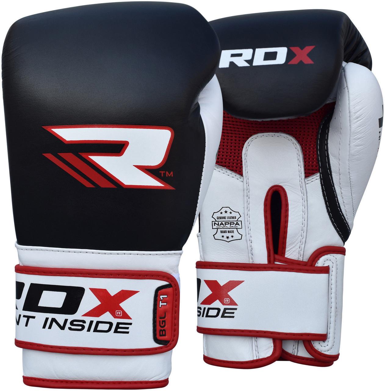 Боксерские перчатки RDX Boxing Glove BGL-T1 Gel Pro 14oz