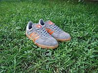 Мужские кроссовки Adidas Samba Grey