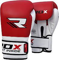 Боксерские перчатки RDX Boxing Glove BGL-T1 Gel Pro red 10oz, фото 1