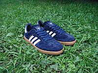 Мужские кроссовки Adidas Samba Blue