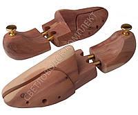 Колодка для обуви, дерево, кедр, р. 41-46 43/44