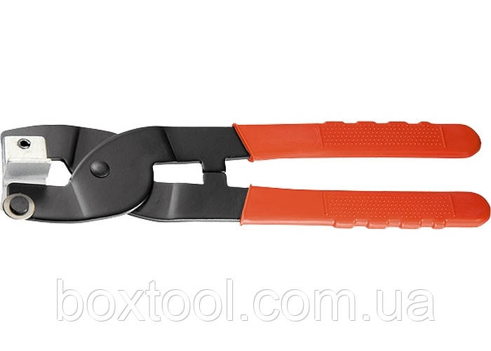 Плиткорез-кусачки 200 мм алюминиевый упор Matrix 87830