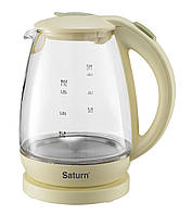 Чайник Saturn ST-EK8420 Biege (сатурн)