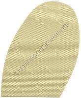 Подметка резиновая BRAPANT, т.2.2 мм, р. средний, цв. белый