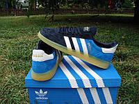 Мужские кроссовки Adidas Spezial Black/Blue