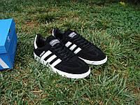 Мужские кроссовки Adidas Spezial Black