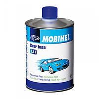 """Бесцветная база для окраса """"переходом"""" Mobihel, 0,5 л"""