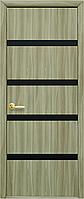 Двери Новый стиль Нота BLK Сандал