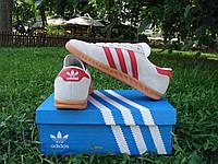 Мужские кроссовки Adidas Hamburg Gray/White
